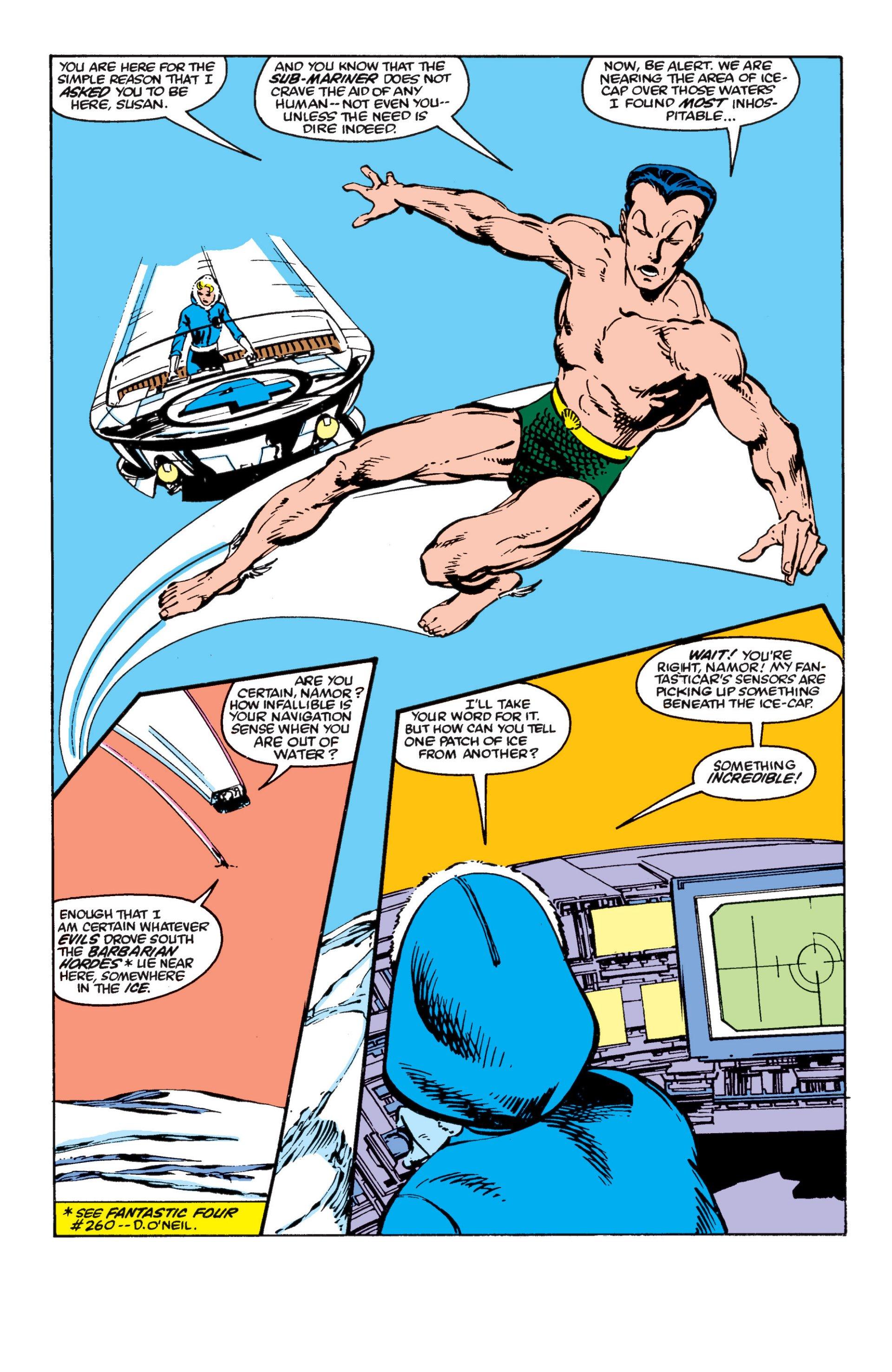 Read online Alpha Flight (1983) comic -  Issue #4 - 3