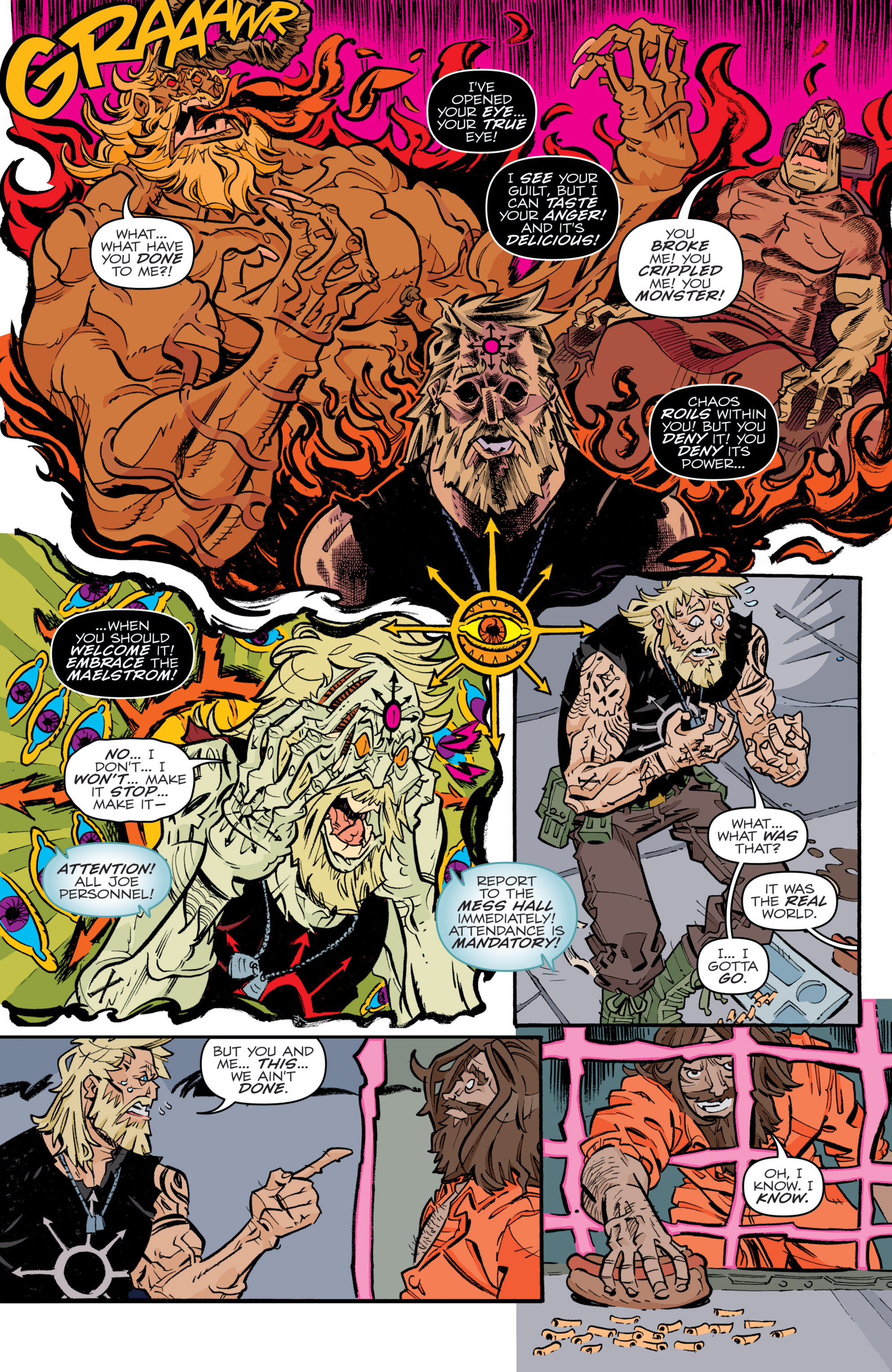 Read online G.I. Joe (2016) comic -  Issue #5 - 11