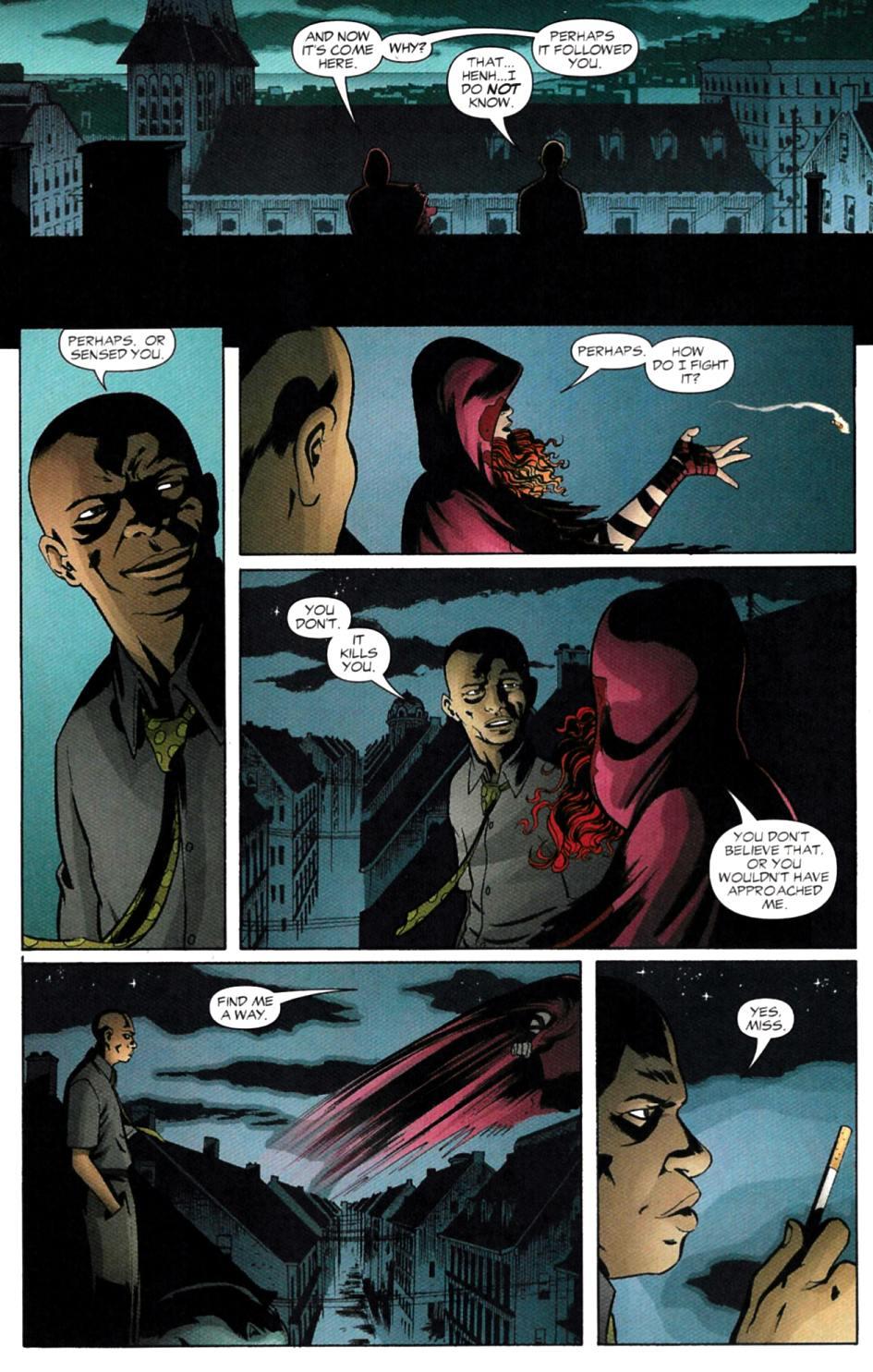 Read online Fallen Angel (2003) comic -  Issue #4 - 13