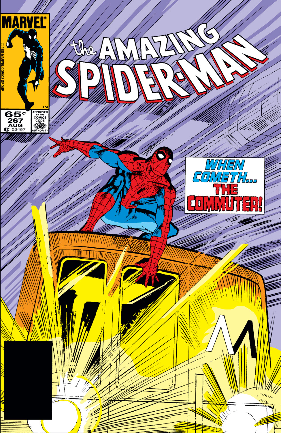 The Amazing Spider-Man (1963) 267 Page 1