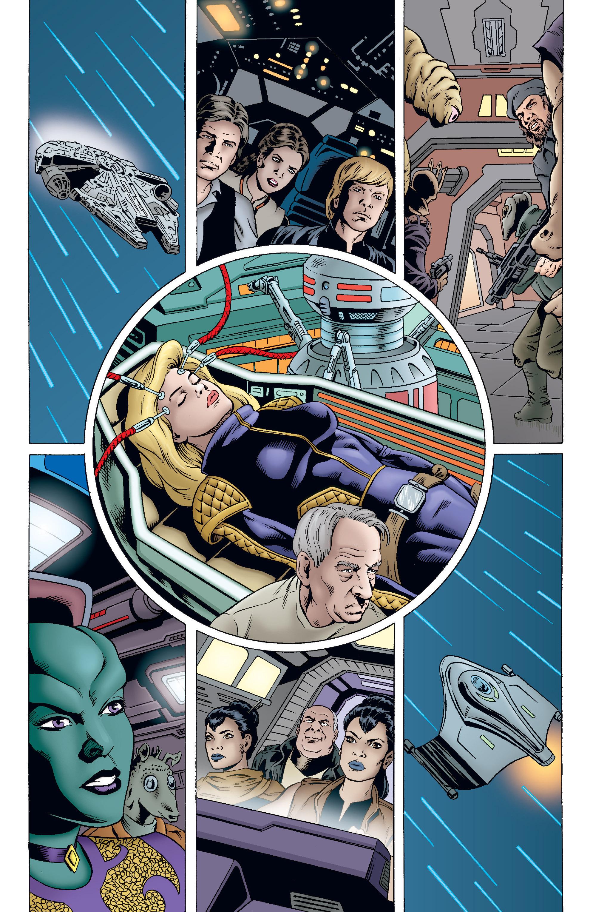 Read online Star Wars Omnibus comic -  Issue # Vol. 11 - 383