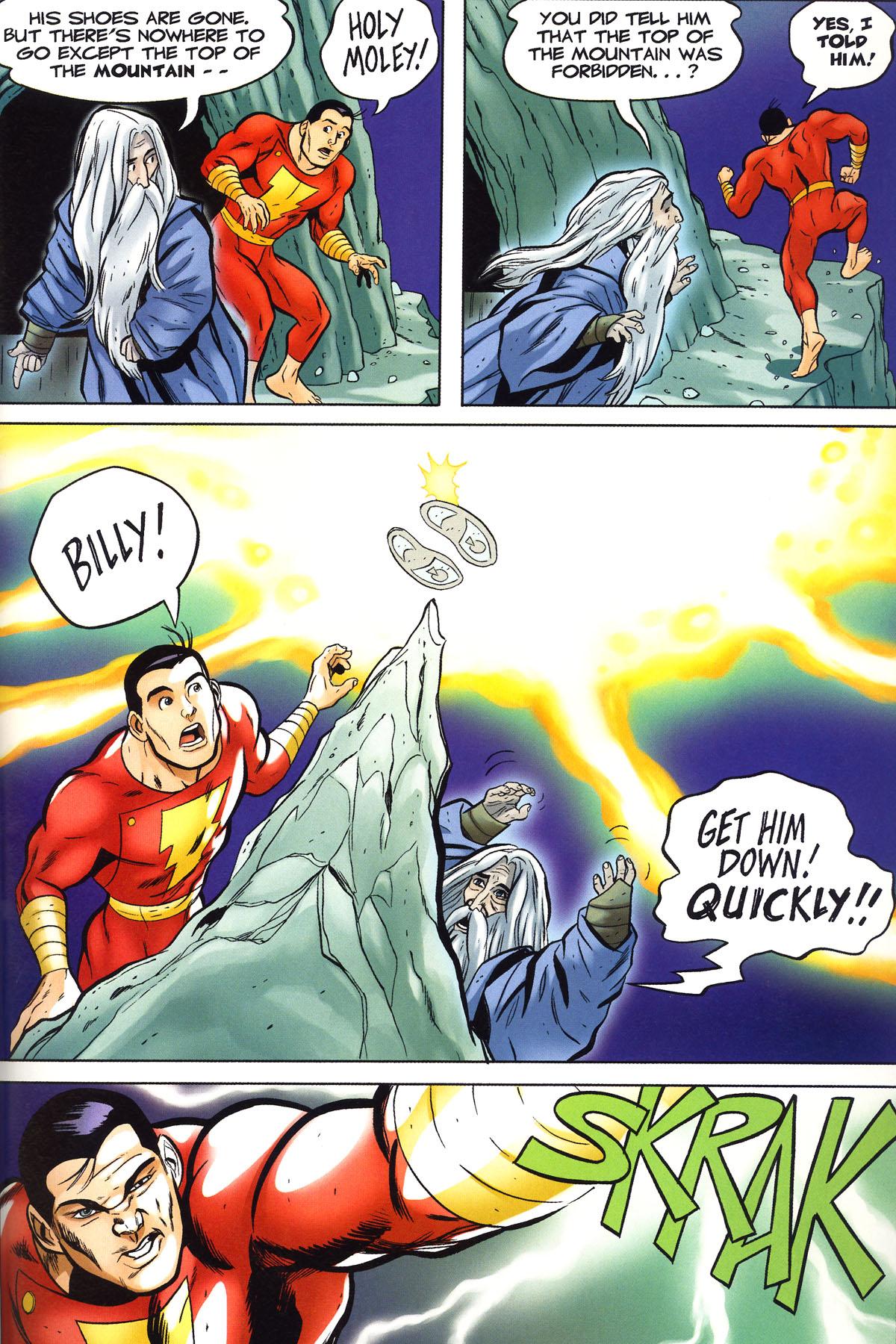 Read online Shazam!: The Monster Society of Evil comic -  Issue #1 - 44