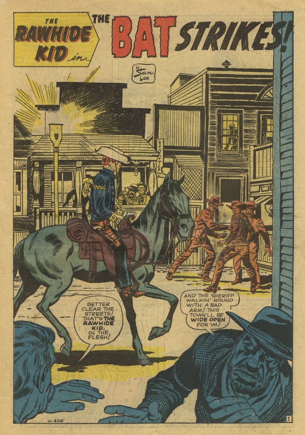 The Rawhide Kid (1955) issue 25 - Page 3