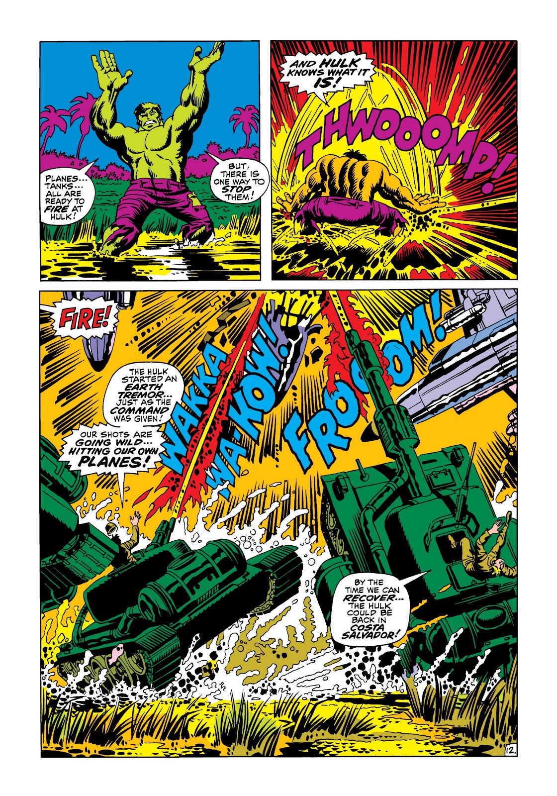 Read online Marvel Masterworks: The Incredible Hulk comic -  Issue # TPB 5 (Part 3) - 28