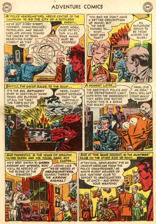 Read online Adventure Comics (1938) comic -  Issue #170 - 36