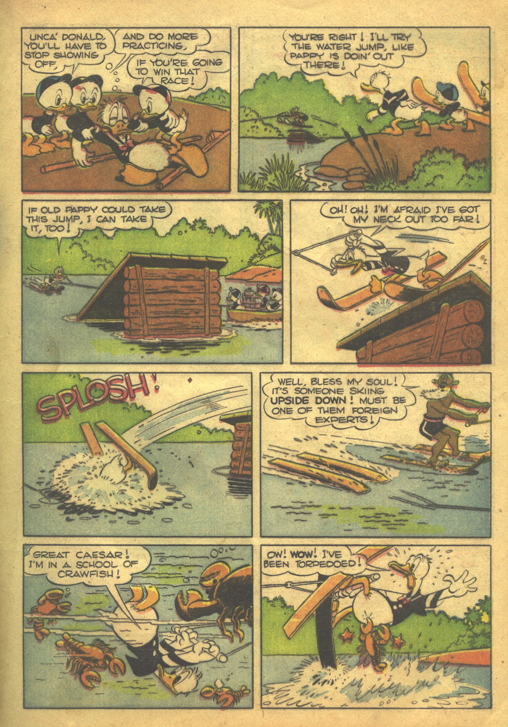 Walt Disney's Comics and Stories issue 62 - Page 7