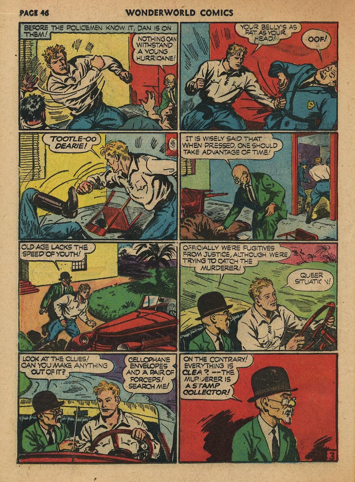 Wonderworld Comics issue 23 - Page 47