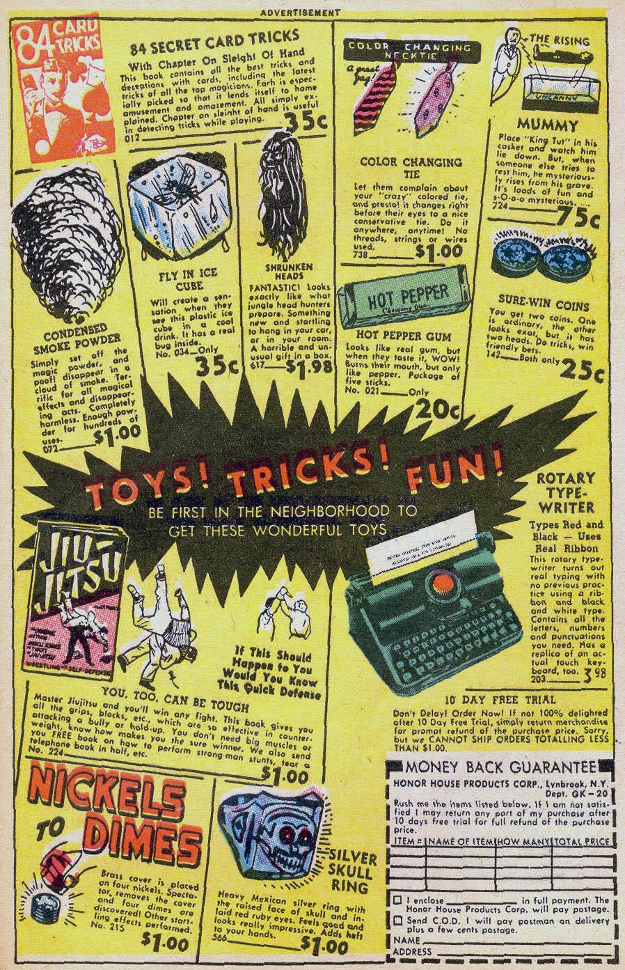 Read online Adventure Comics (1938) comic -  Issue #236 - 33