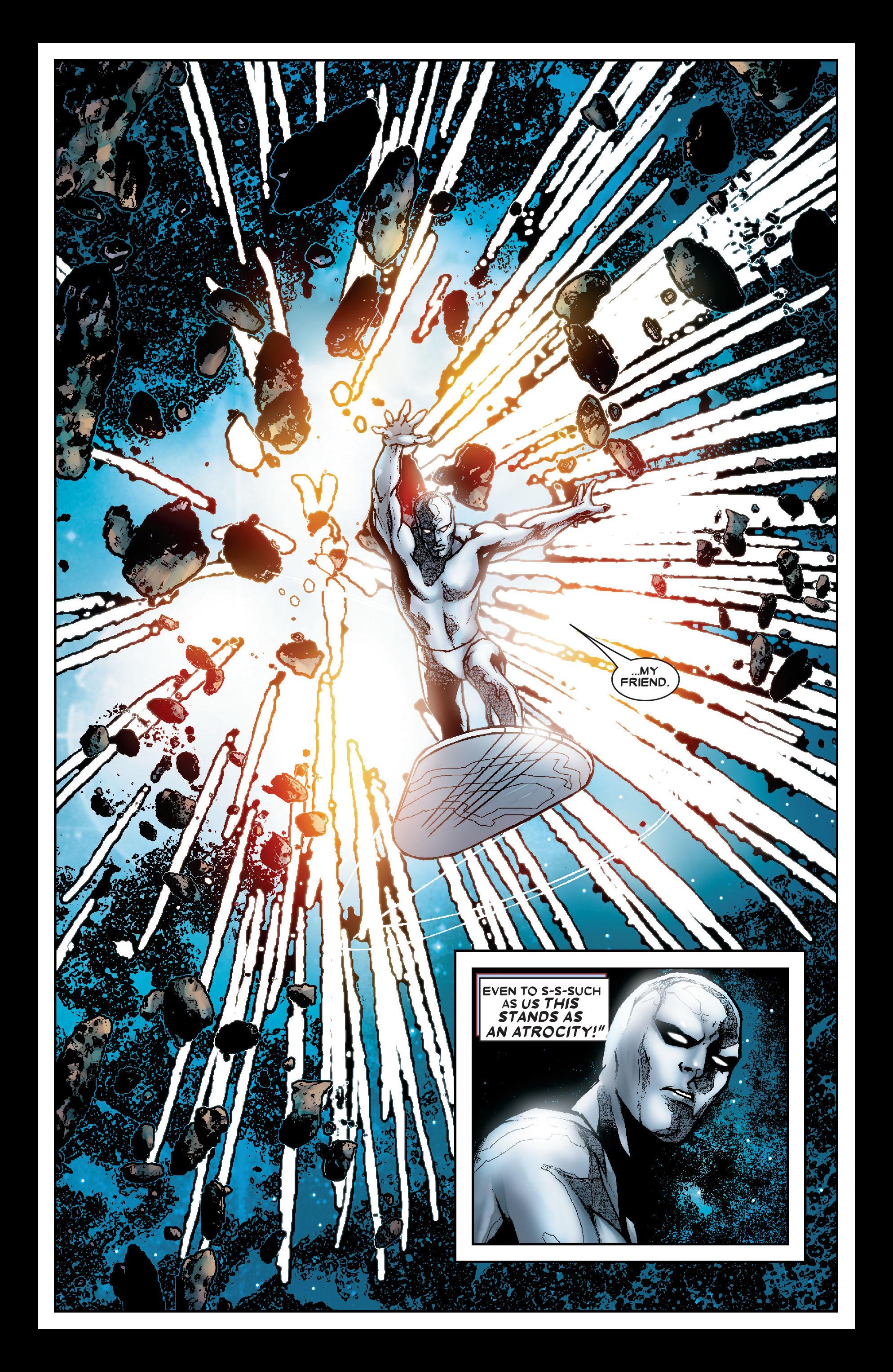 Read online Annihilation: Silver Surfer comic -  Issue #1 - 16