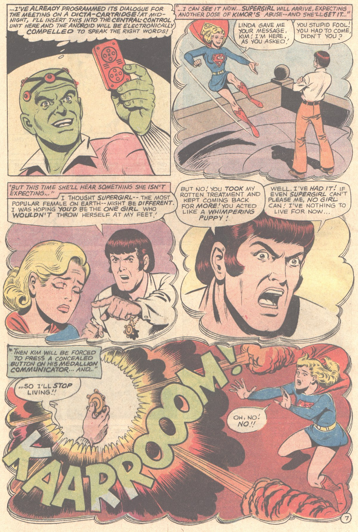 Read online Adventure Comics (1938) comic -  Issue #389 - 24