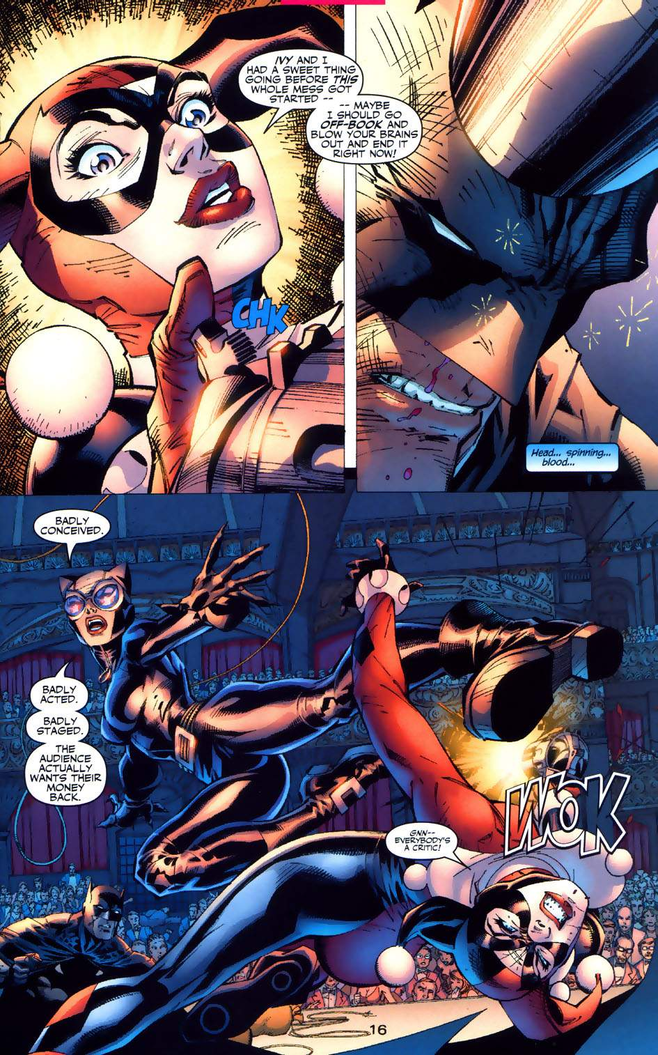 Read online Batman: Hush comic -  Issue #6 - 15