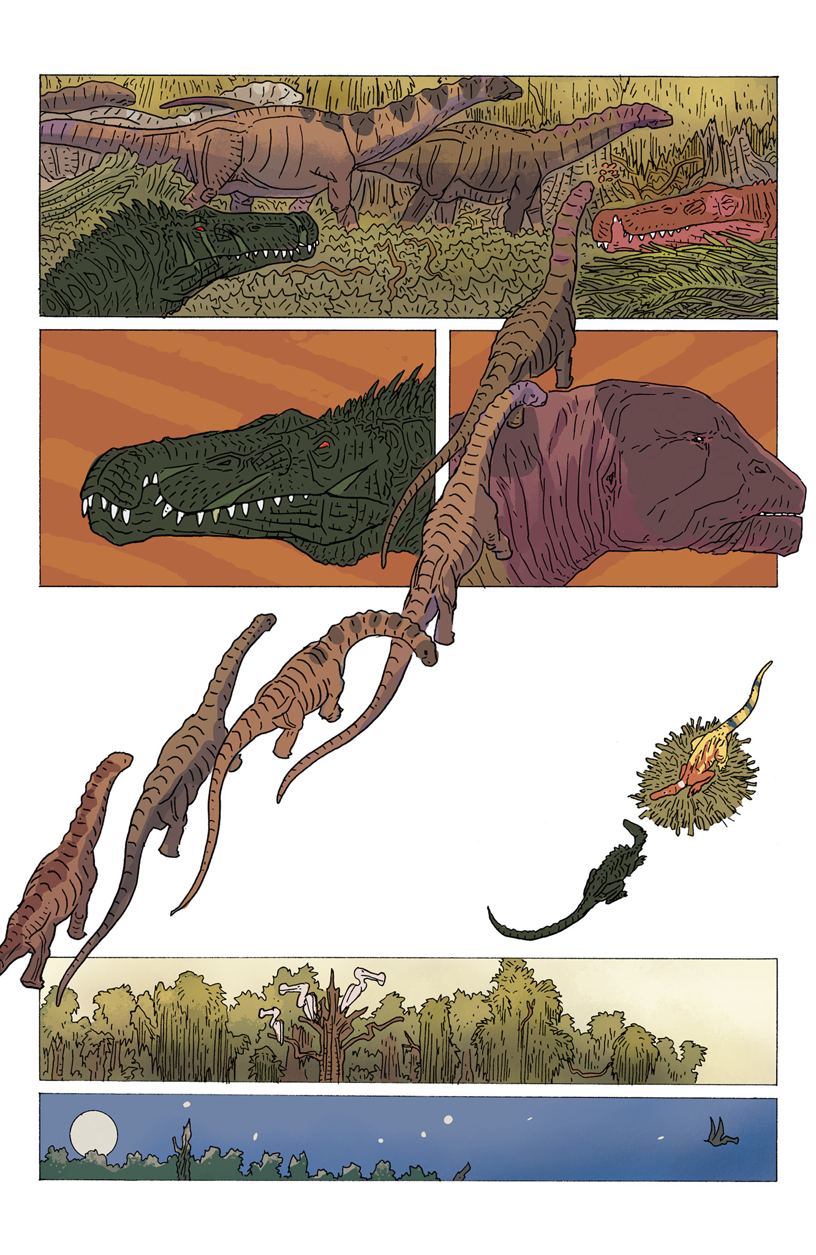 Age of Reptiles: Ancient Egyptians 3 Page 25