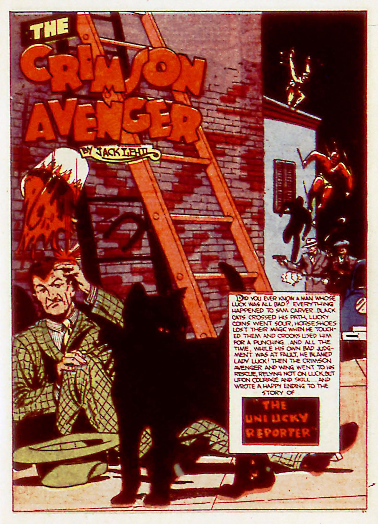 Read online Detective Comics (1937) comic -  Issue #71 - 31