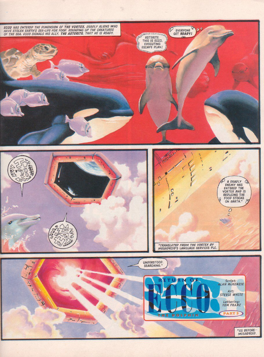 Read online Sonic the Comic comic -  Issue #64 - 12