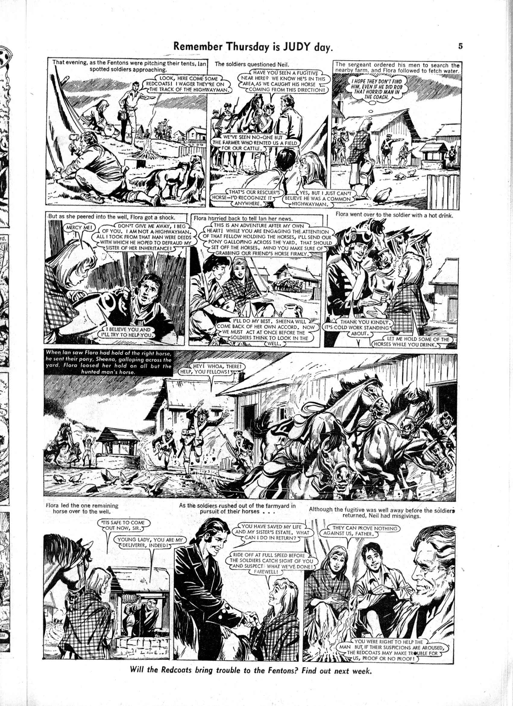 Read online Judy comic -  Issue #197 - 5