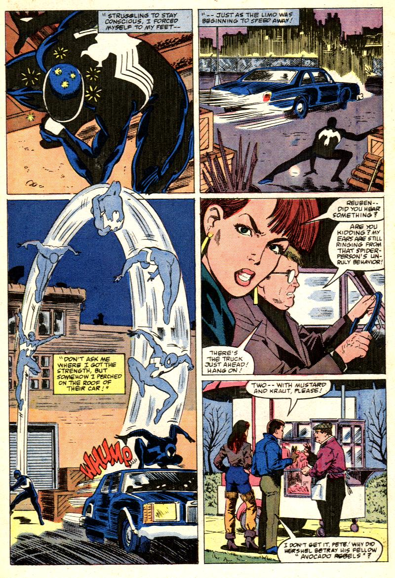 Web of Spider-Man (1985) Issue #28 #38 - English 15