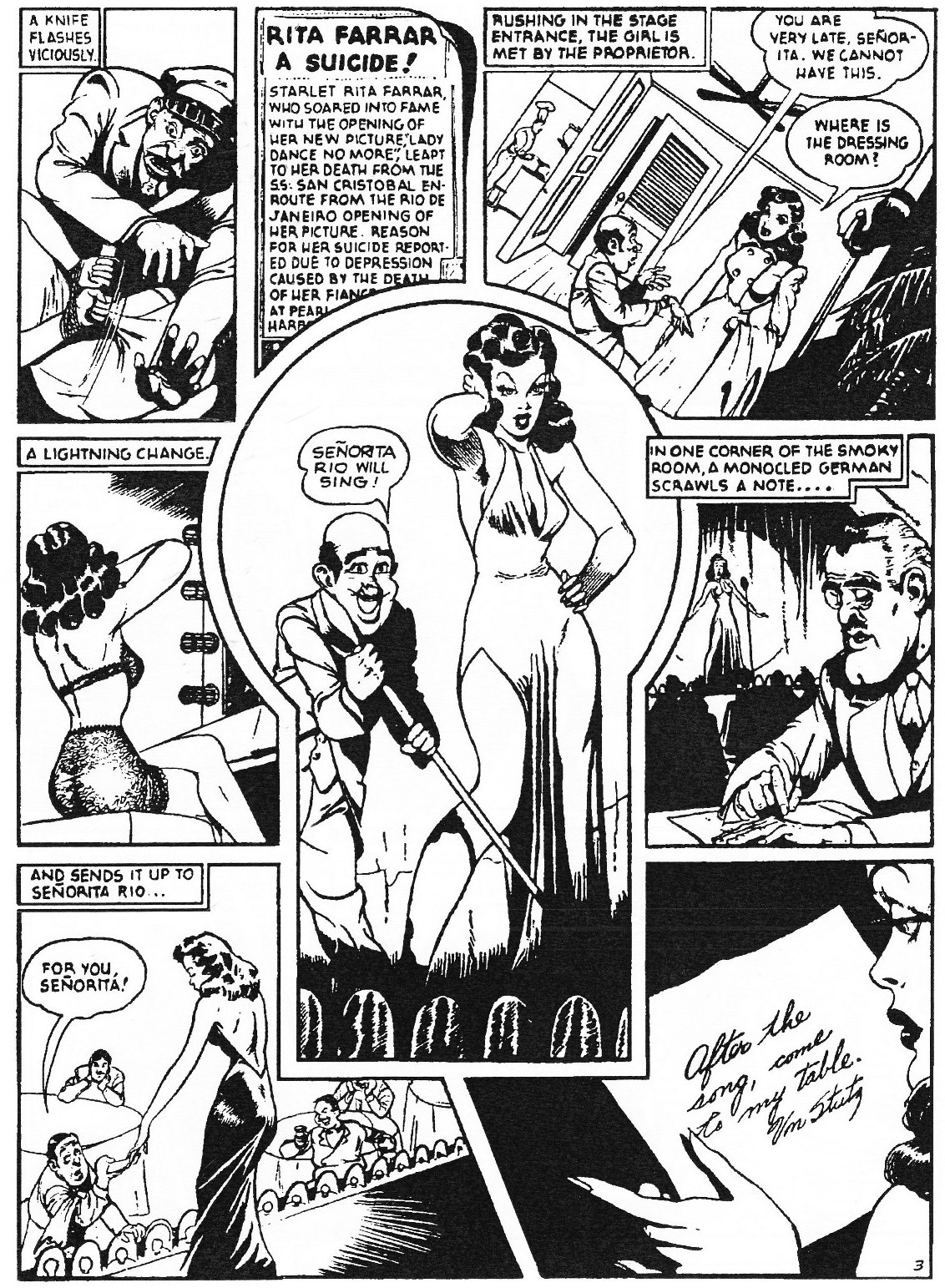 Read online Men of Mystery Comics comic -  Issue #82 - 101