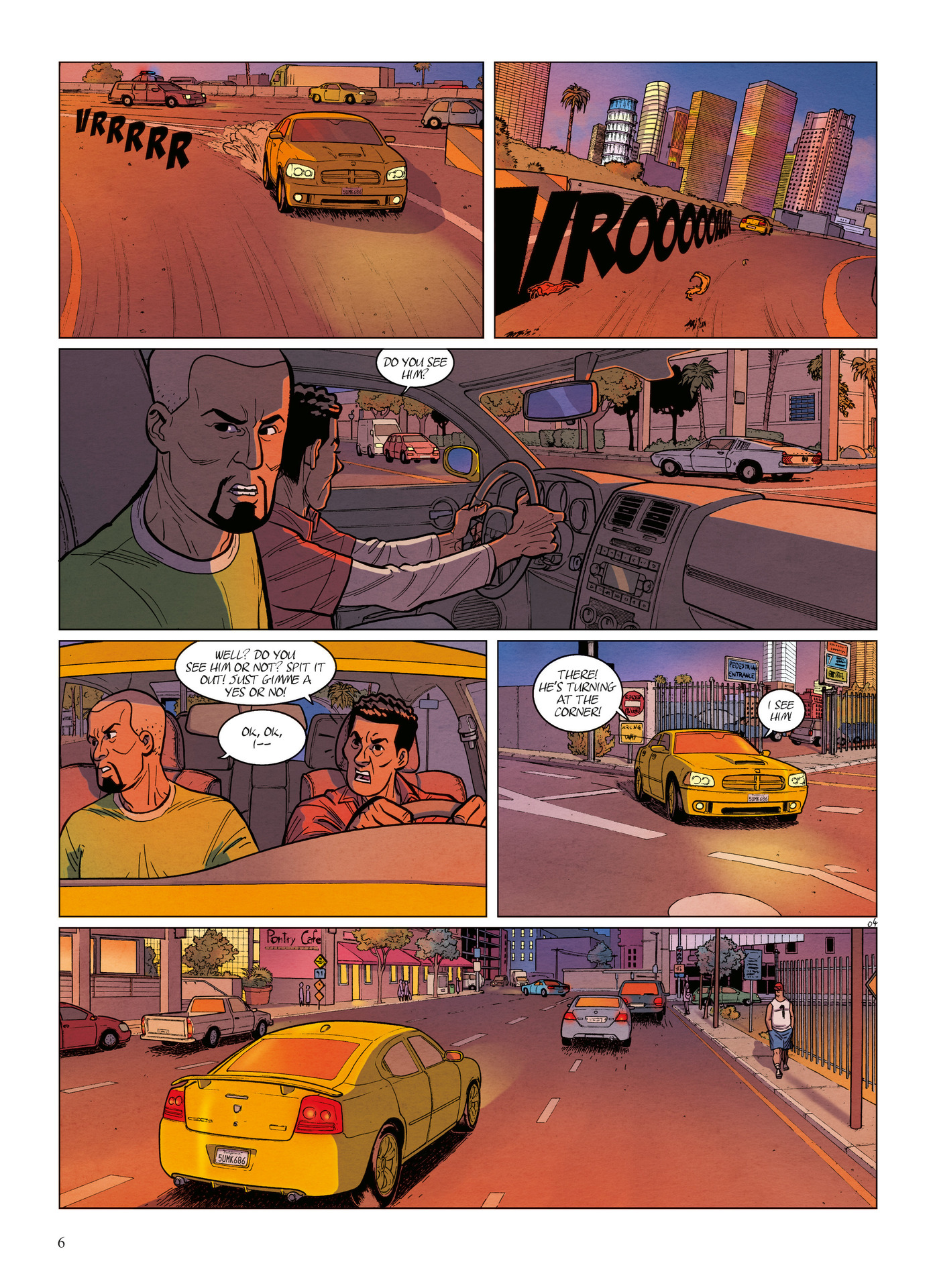 Read online Alter Ego comic -  Issue #6 - 8