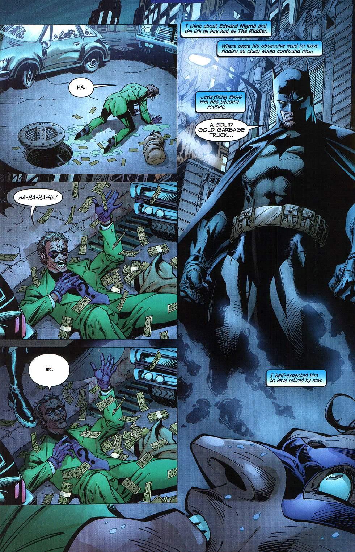 Read online Batman: Hush comic -  Issue #8 - 17