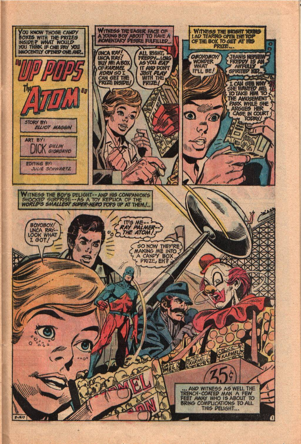Action Comics (1938) 430 Page 23