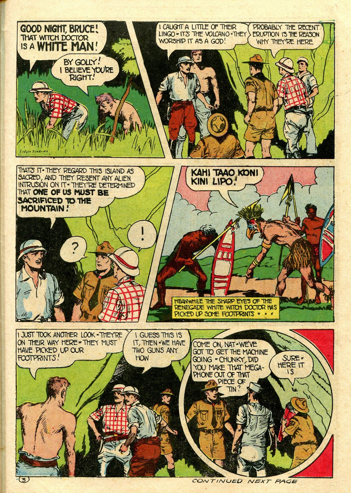 Read online Famous Funnies comic -  Issue #106 - 53