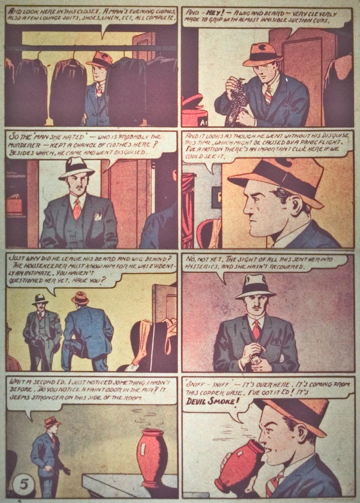 Read online Detective Comics (1937) comic -  Issue #27 - 41