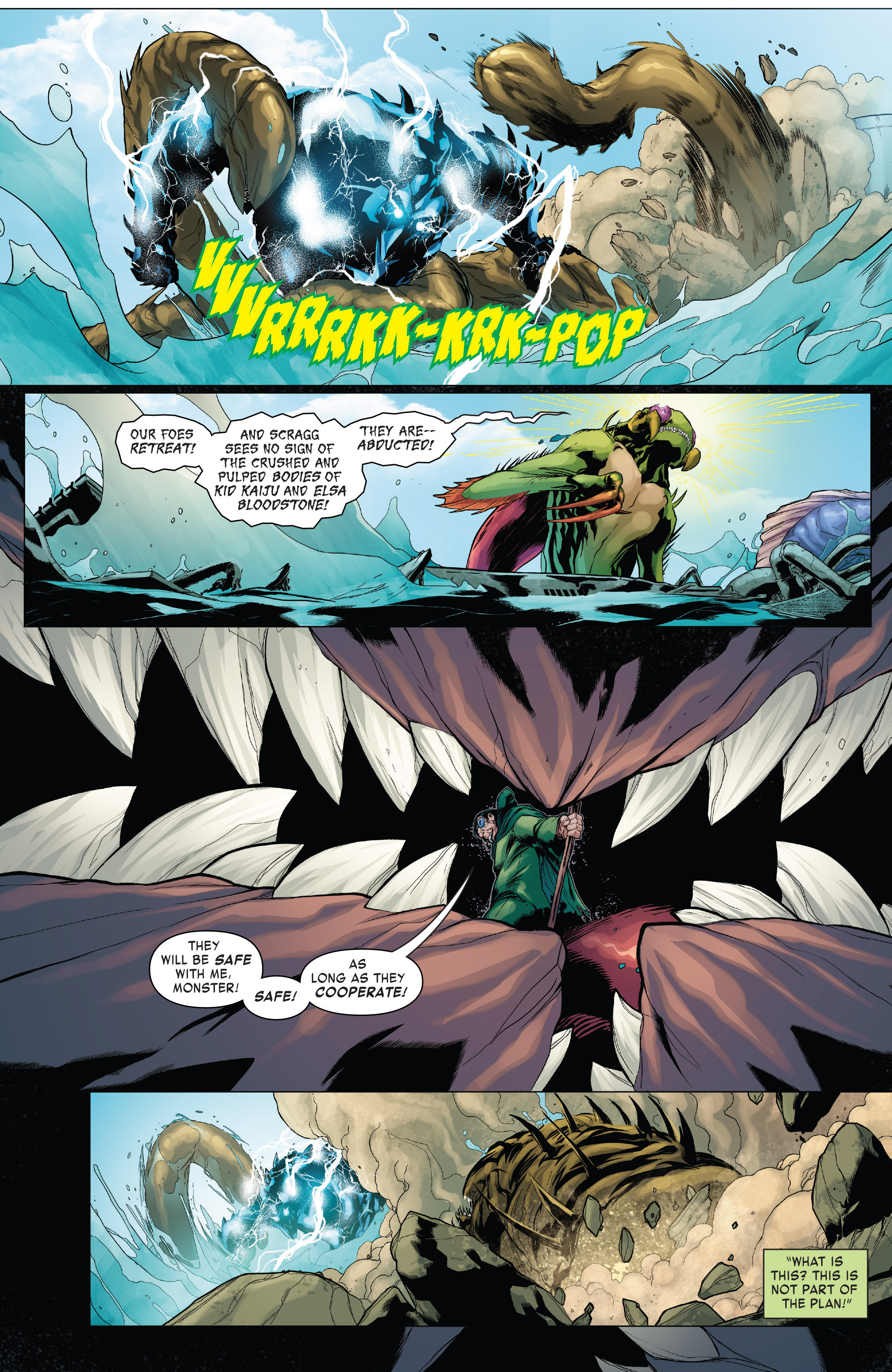 Read online Monsters Unleashed II comic -  Issue #2 - 8