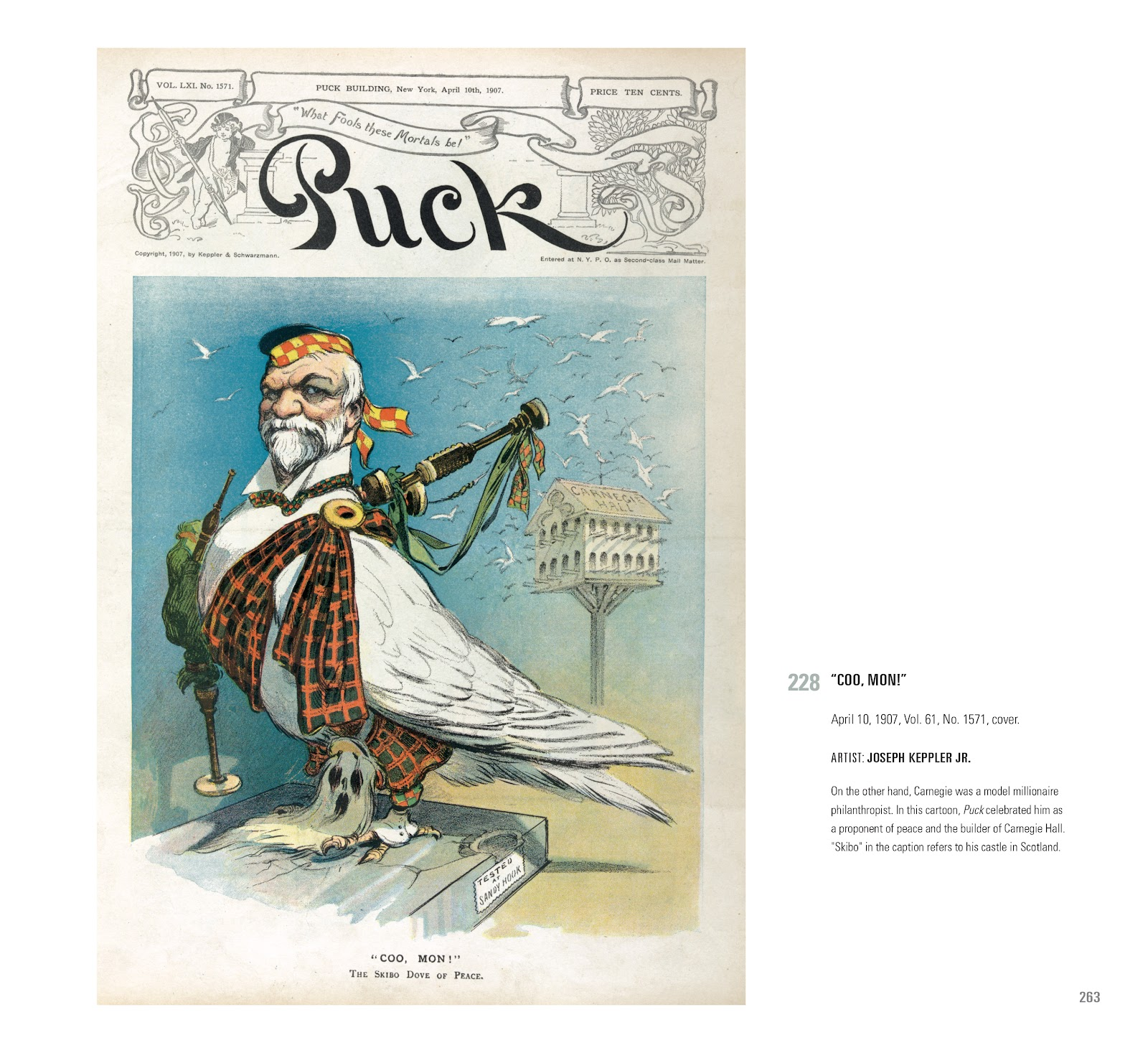 Read online What Fools These Mortals Be!: The Story of Puck Magazine comic -  Issue # TPB (Part 3) - 61