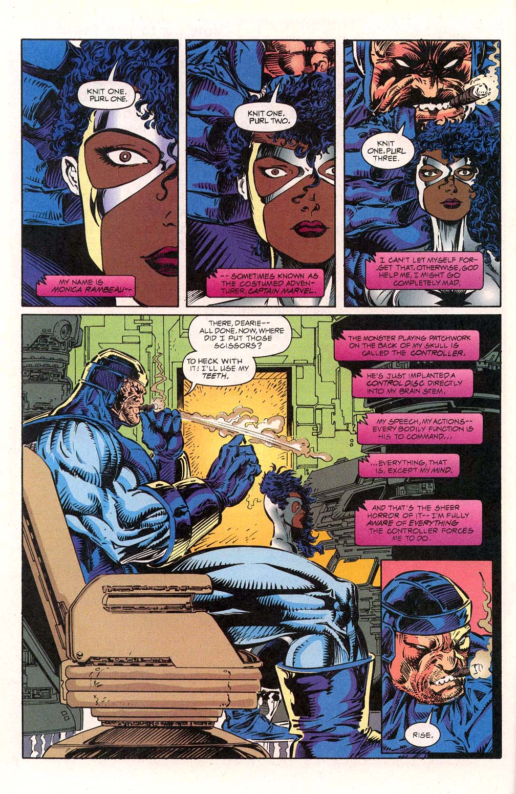 Avengers Unplugged issue 5 - Page 3