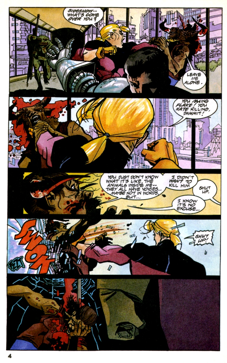 Read online Shadow Cabinet comic -  Issue #10 - 6