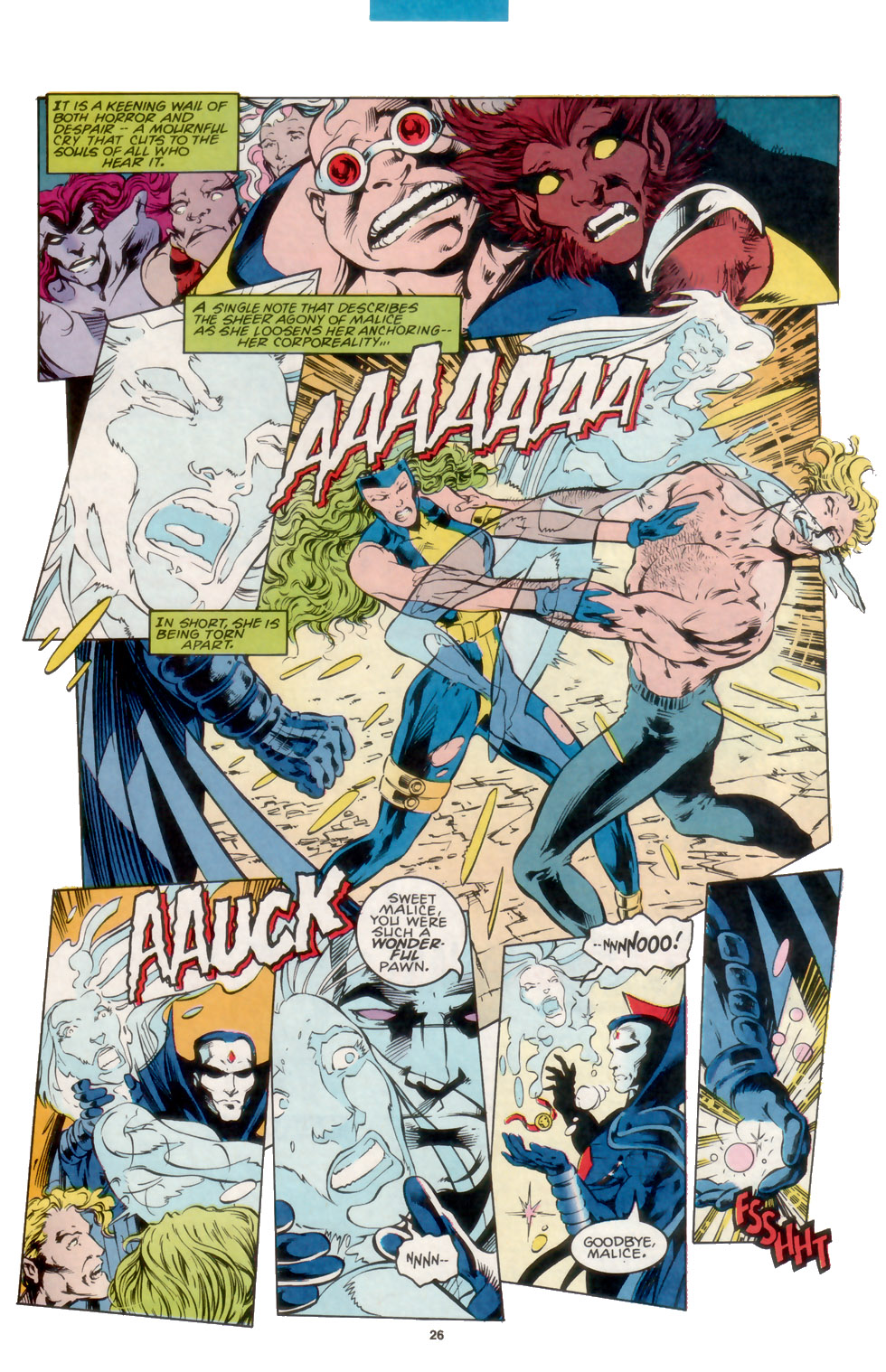 Read online X-Factor (1986) comic -  Issue #105 - 19