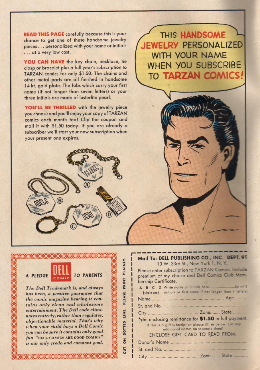 Tarzan (1948) issue 84 - Page 2