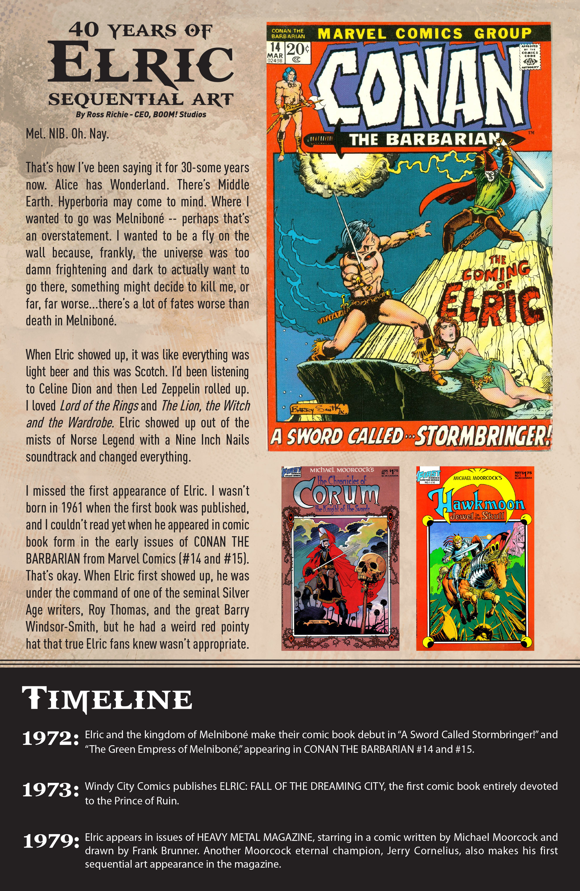 Read online Elric: The Balance Lost comic -  Issue # TPB 2 - 93