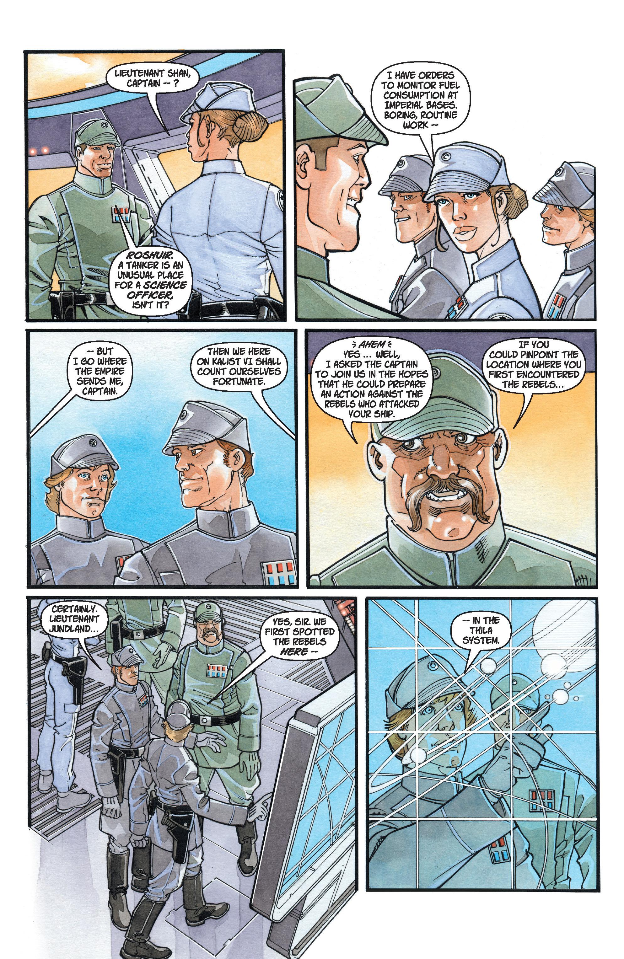 Read online Star Wars Omnibus comic -  Issue # Vol. 22 - 236