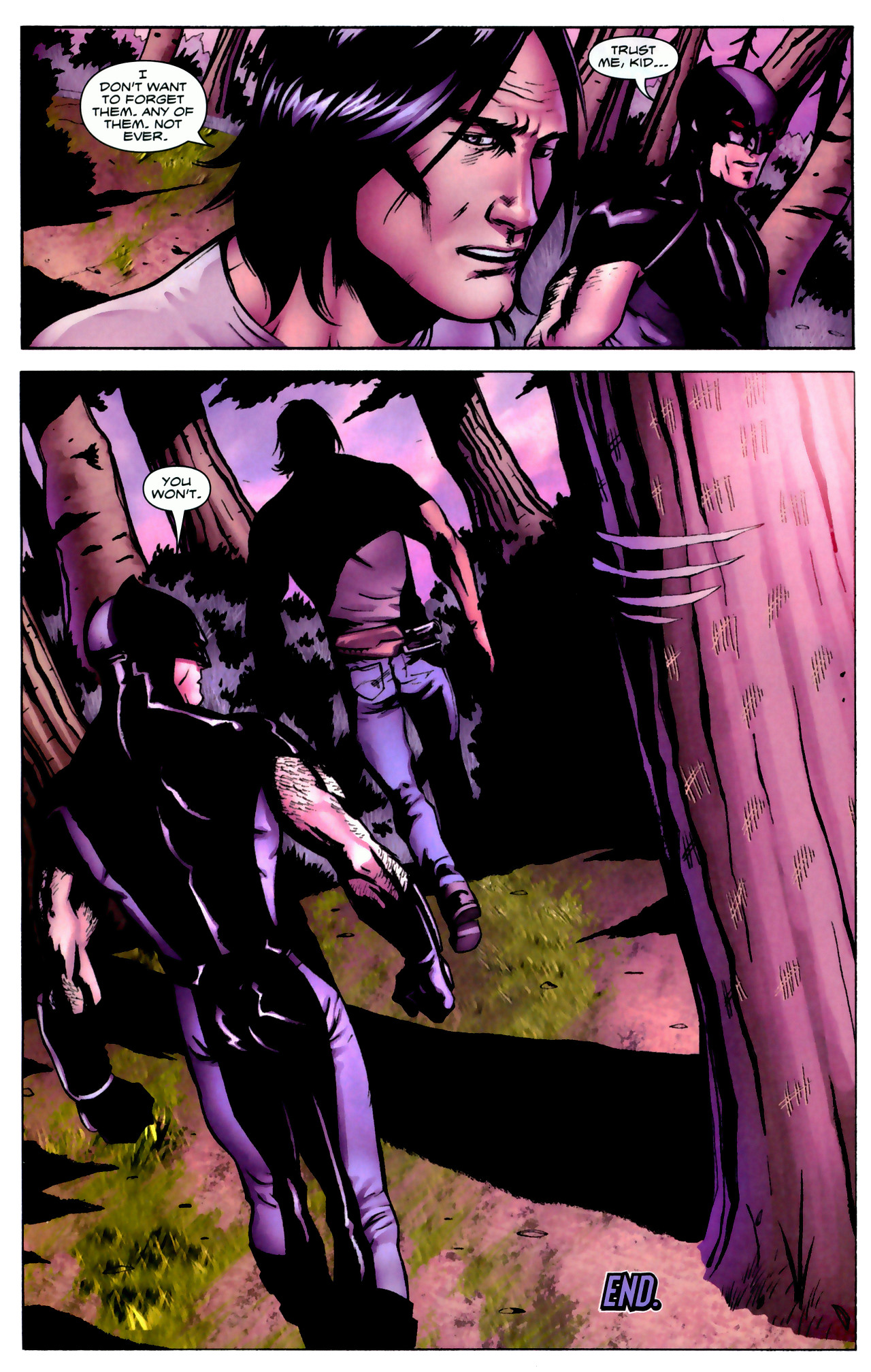 Read online X-Force Special: Ain't No Dog comic -  Issue # Full - 33