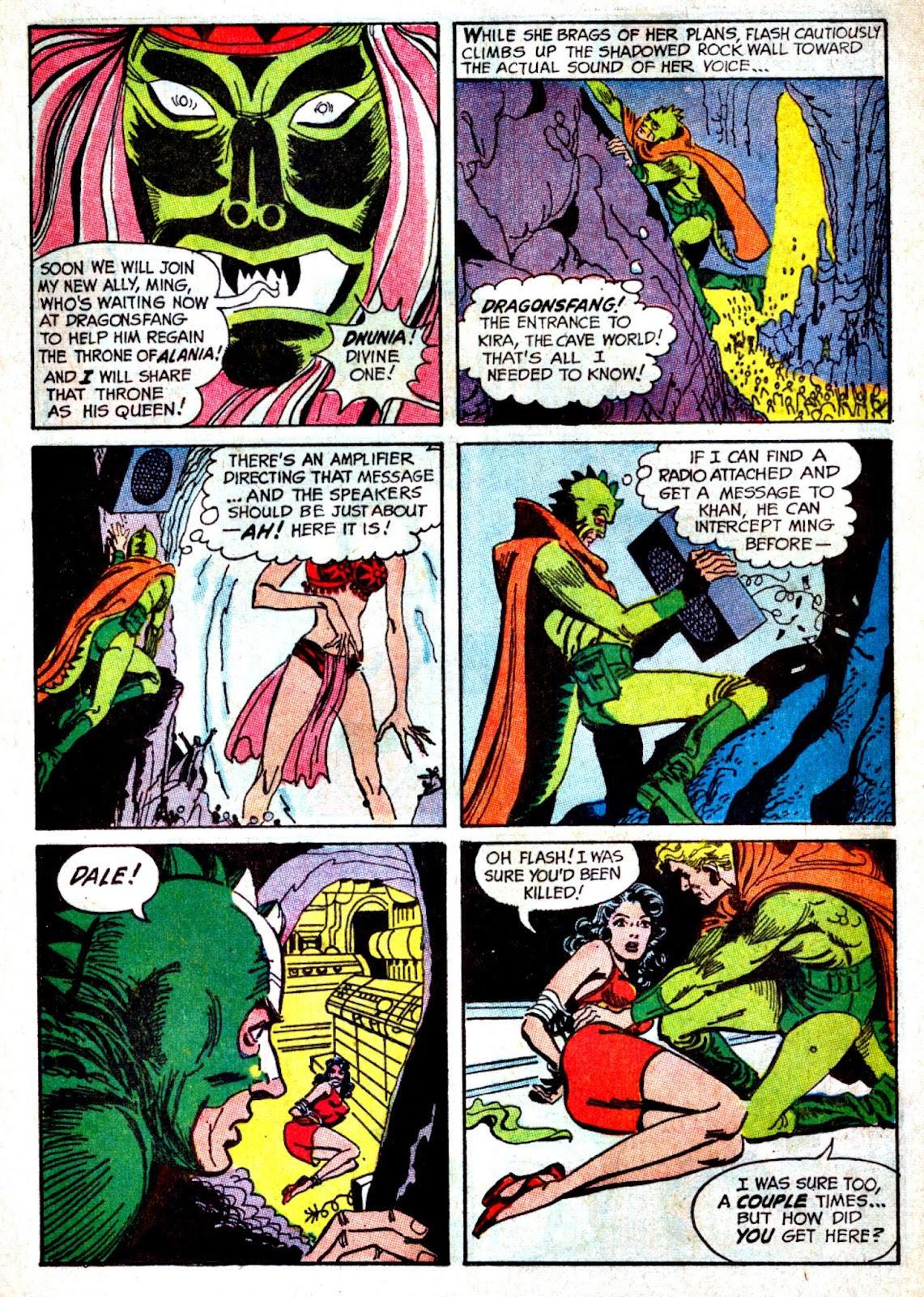 Flash Gordon (1966) issue 3 - Page 12