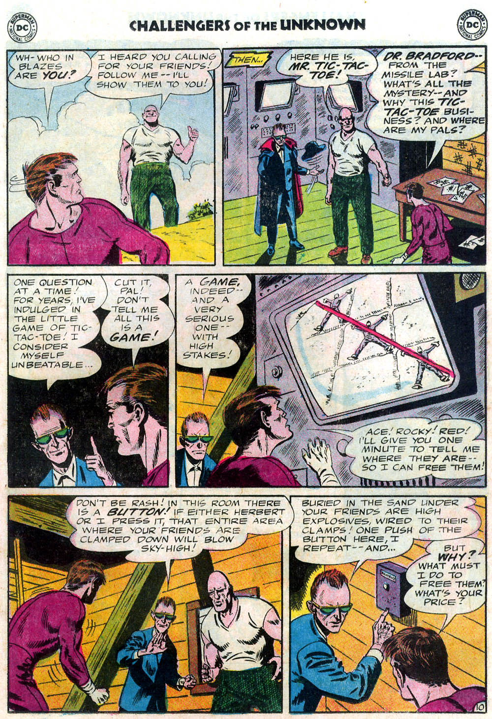 Challengers of the Unknown (1958) issue 47 - Page 24