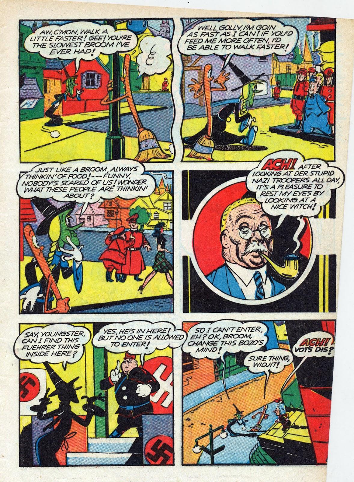 Read online Comedy Comics (1942) comic -  Issue #13 - 10