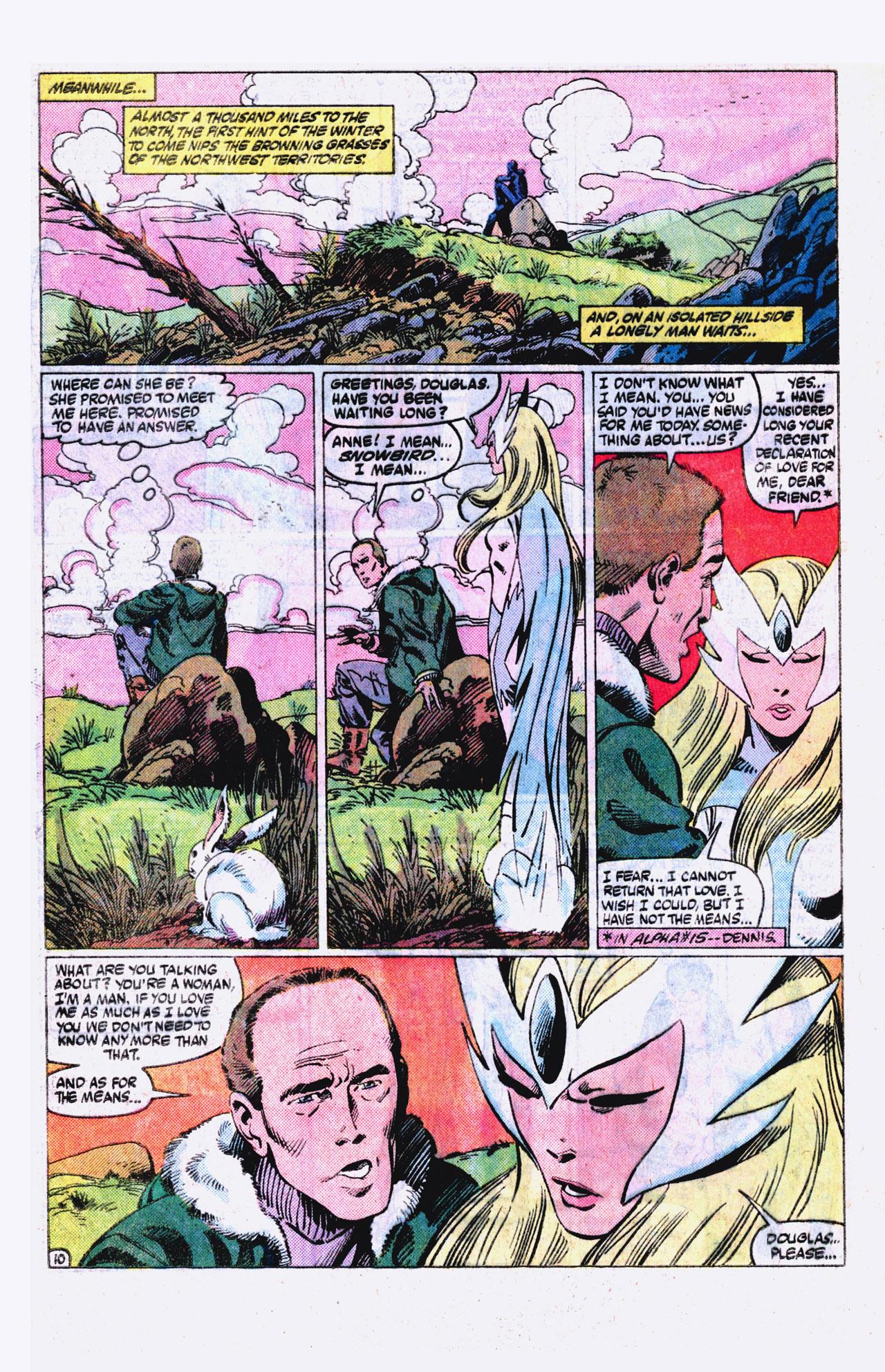Read online Alpha Flight (1983) comic -  Issue #18 - 11