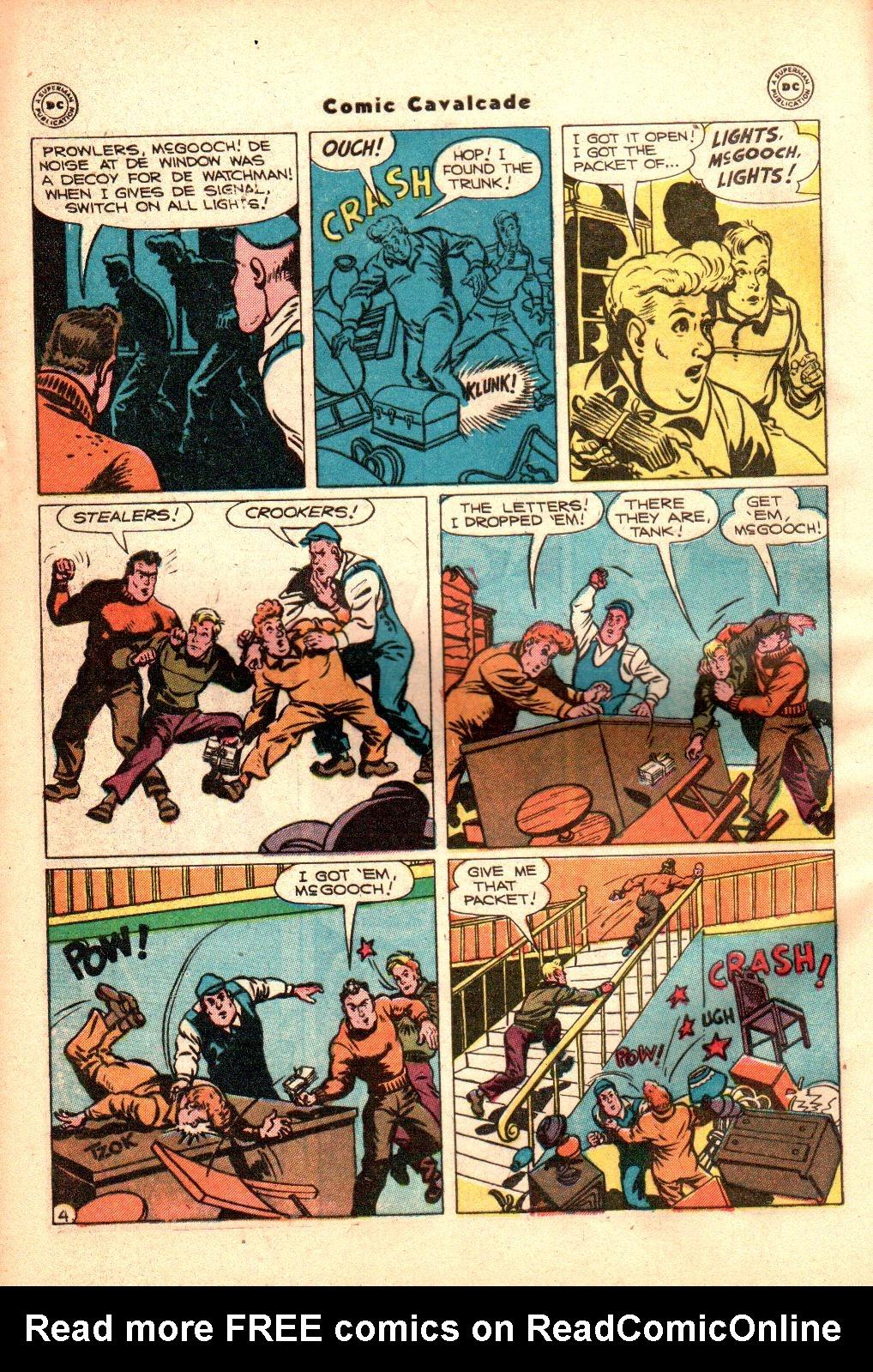Comic Cavalcade issue 21 - Page 46