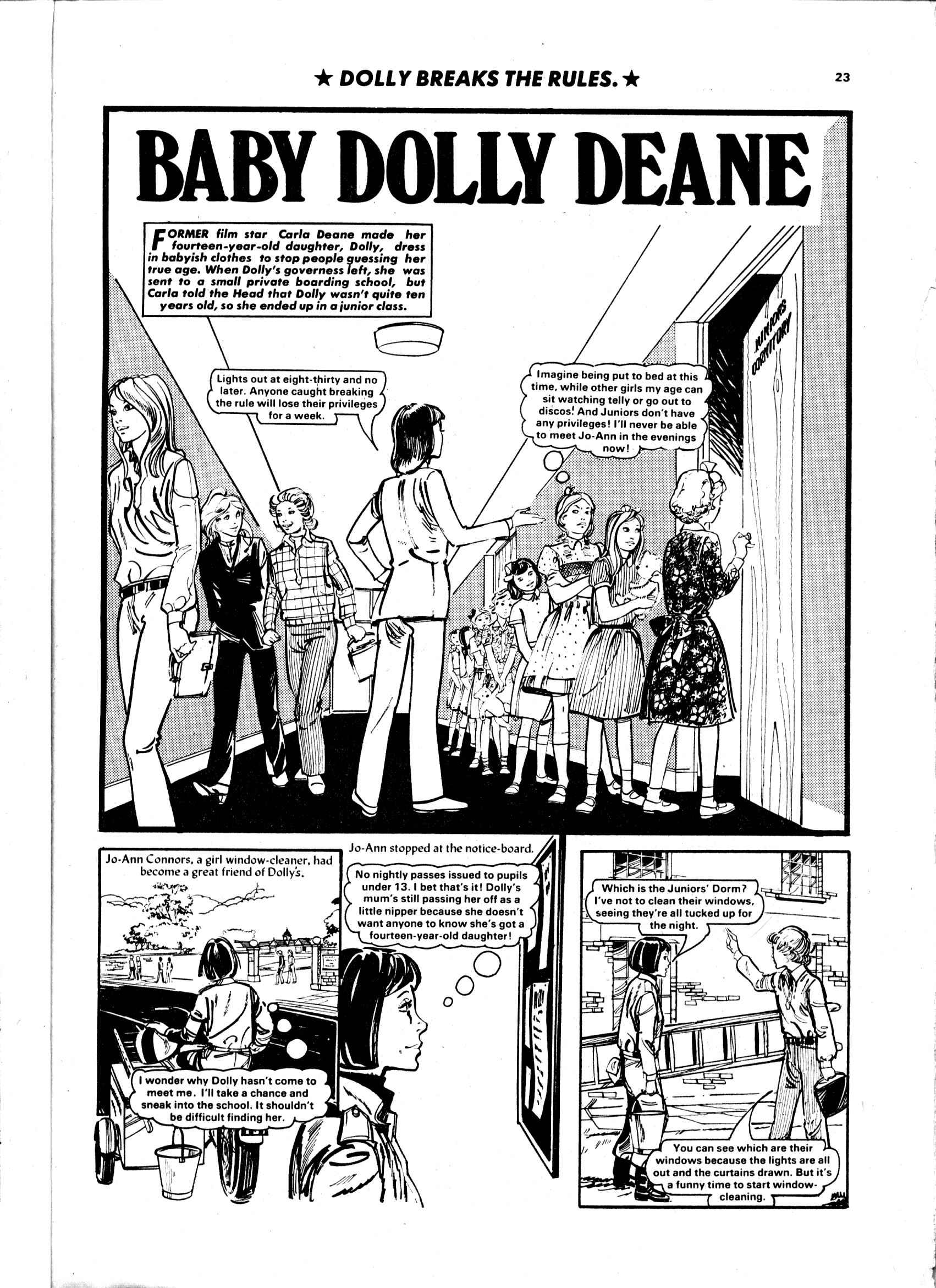 Read online Judy comic -  Issue #989 - 23