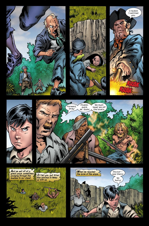 Read online Treasure Island comic -  Issue #6 - 11