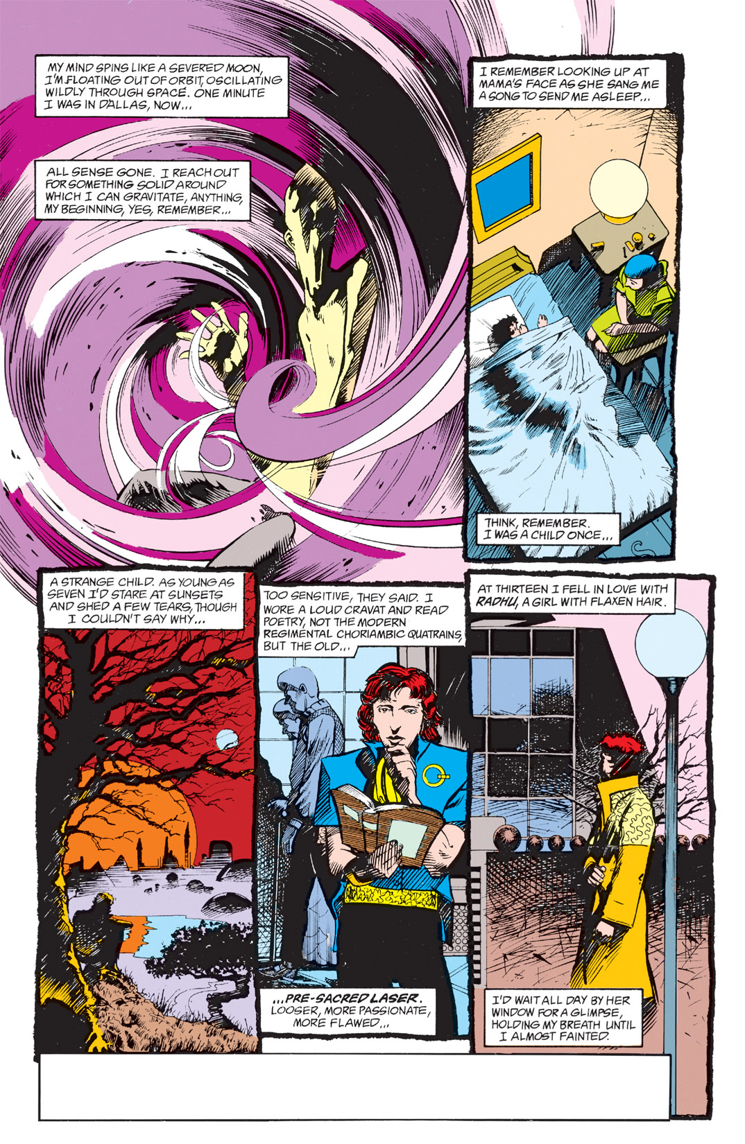Read online Shade, the Changing Man comic -  Issue #4 - 3