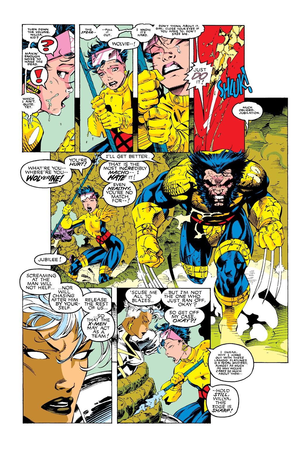 Uncanny X-Men (1963) issue 275 - Page 7