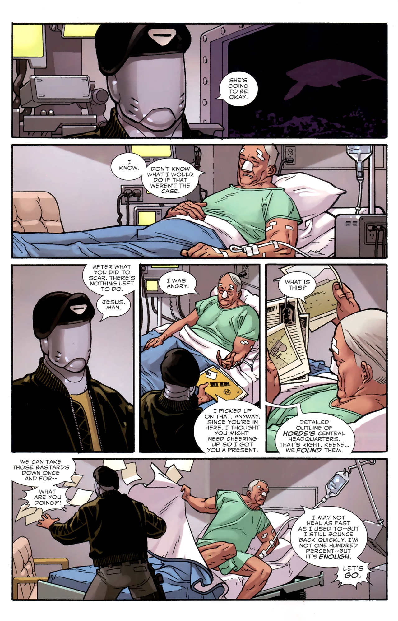 Read online Destroyer comic -  Issue #4 - 3