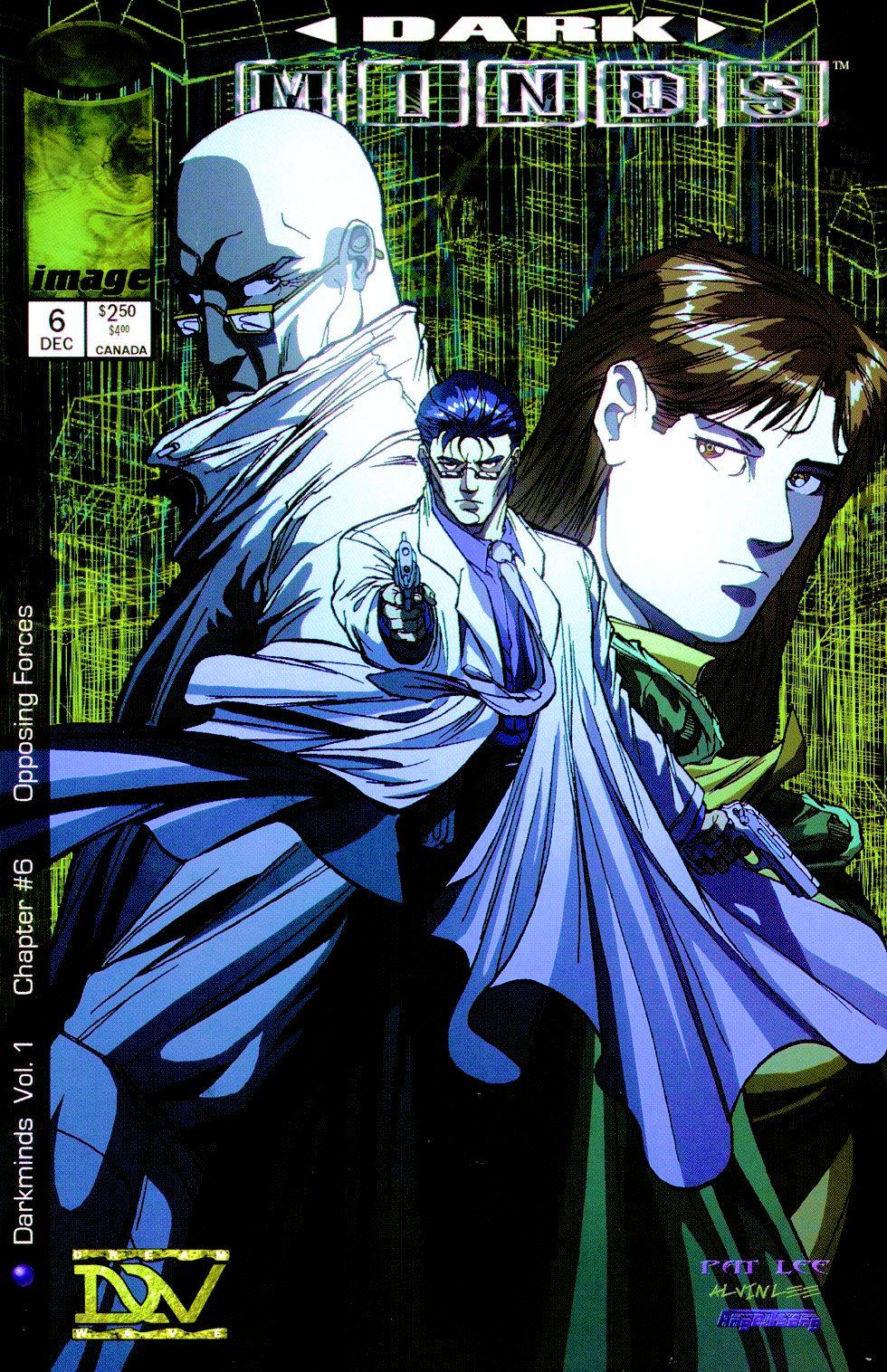 Darkminds (1998) 6 Page 1
