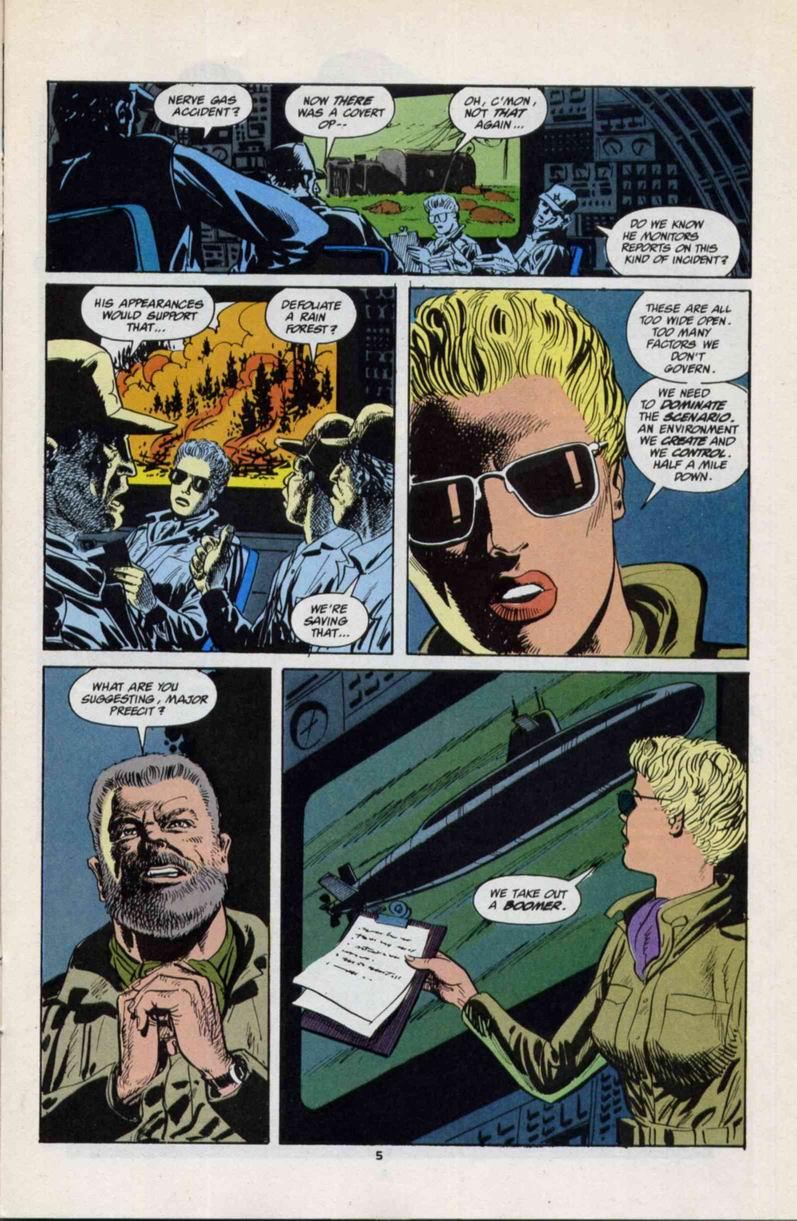 Read online Doctor Zero comic -  Issue #6 - 7