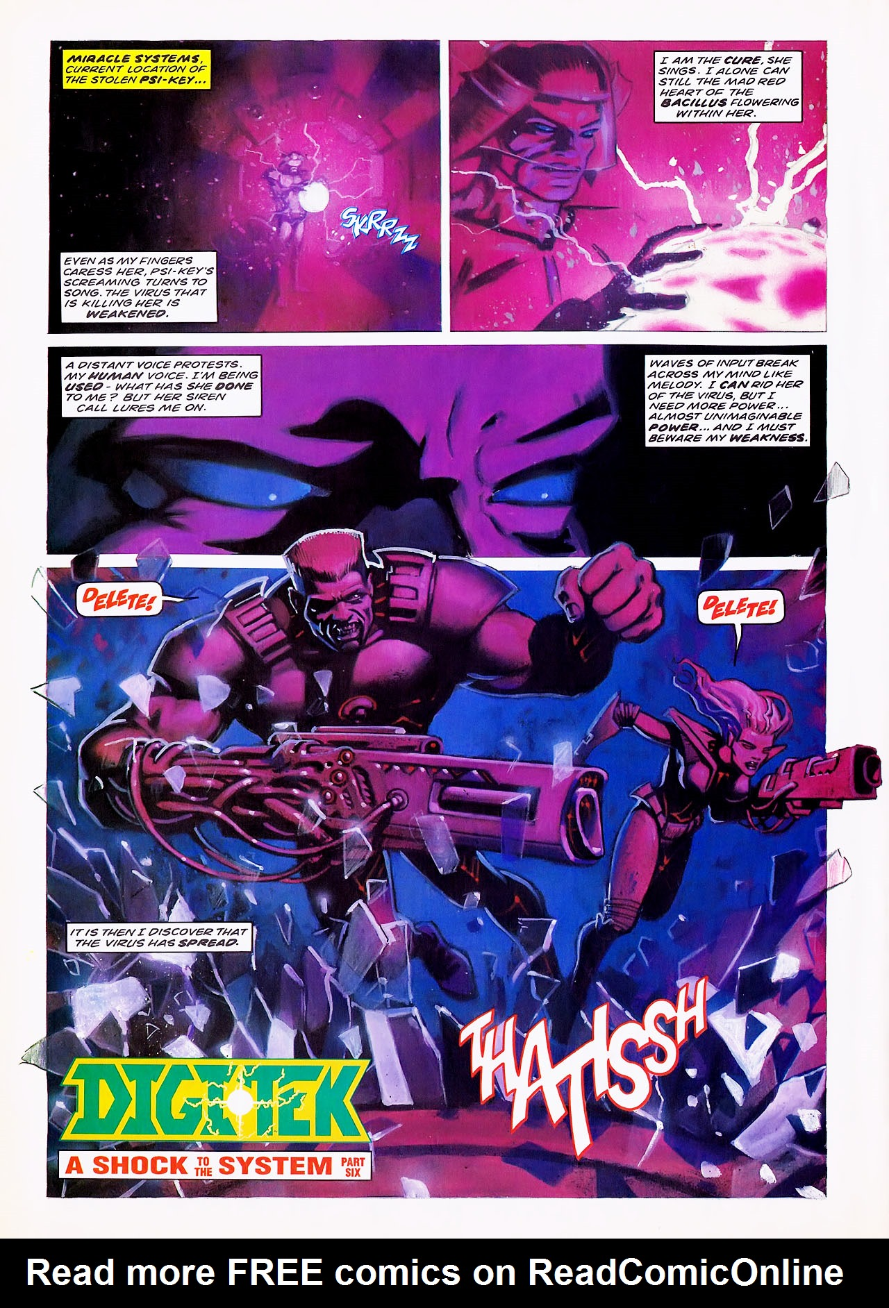 Read online Overkill comic -  Issue #7 - 22