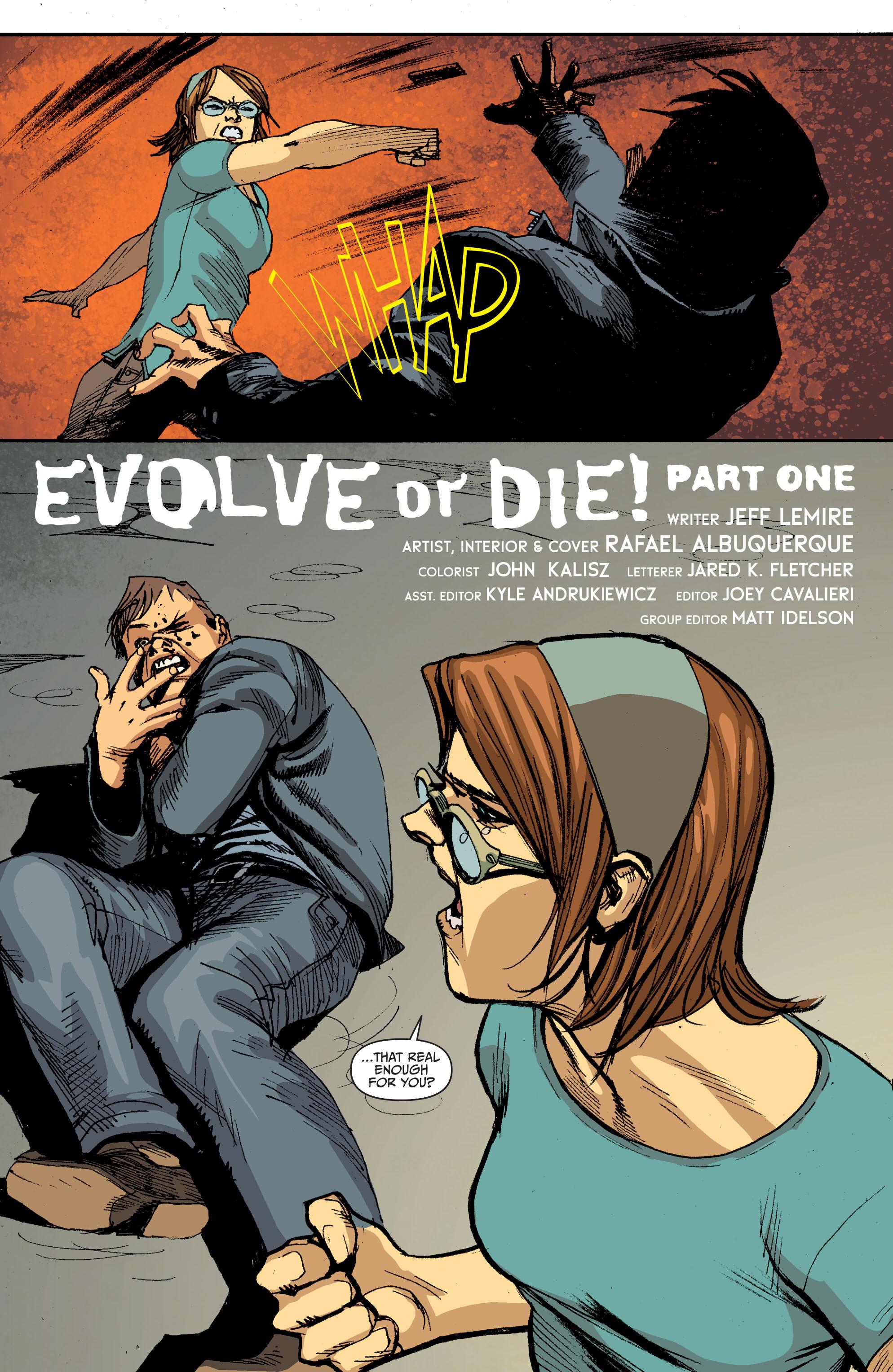 Read online Animal Man (2011) comic -  Issue #27 - 3