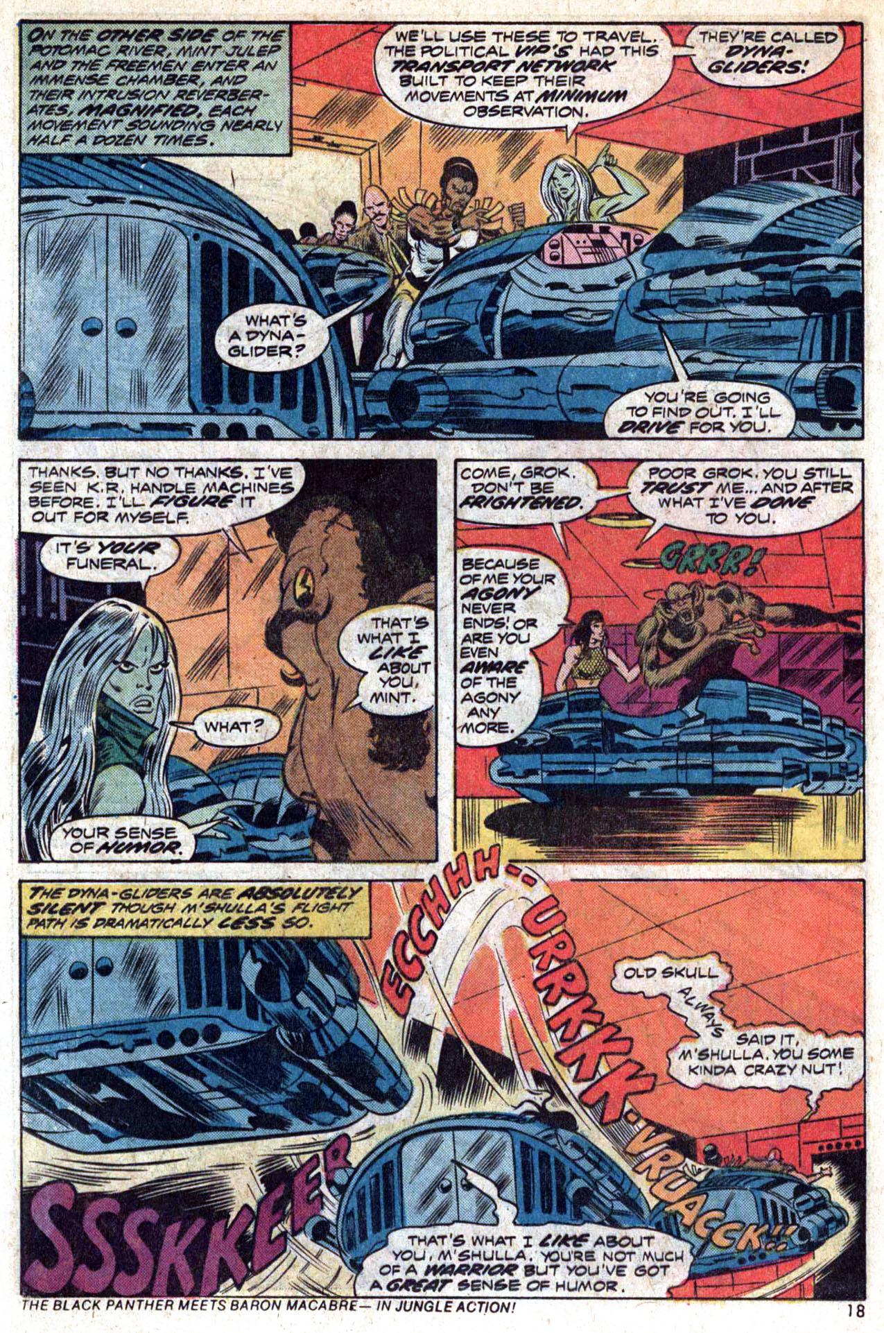 Read online Amazing Adventures (1970) comic -  Issue #23 - 19